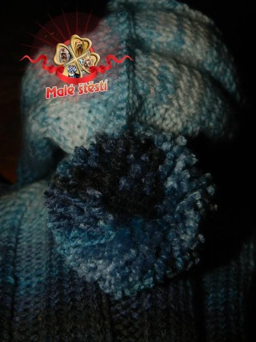 Svetřík modrý melír
